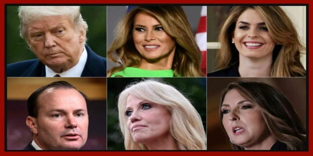 BREAKING: White House Press Secretary