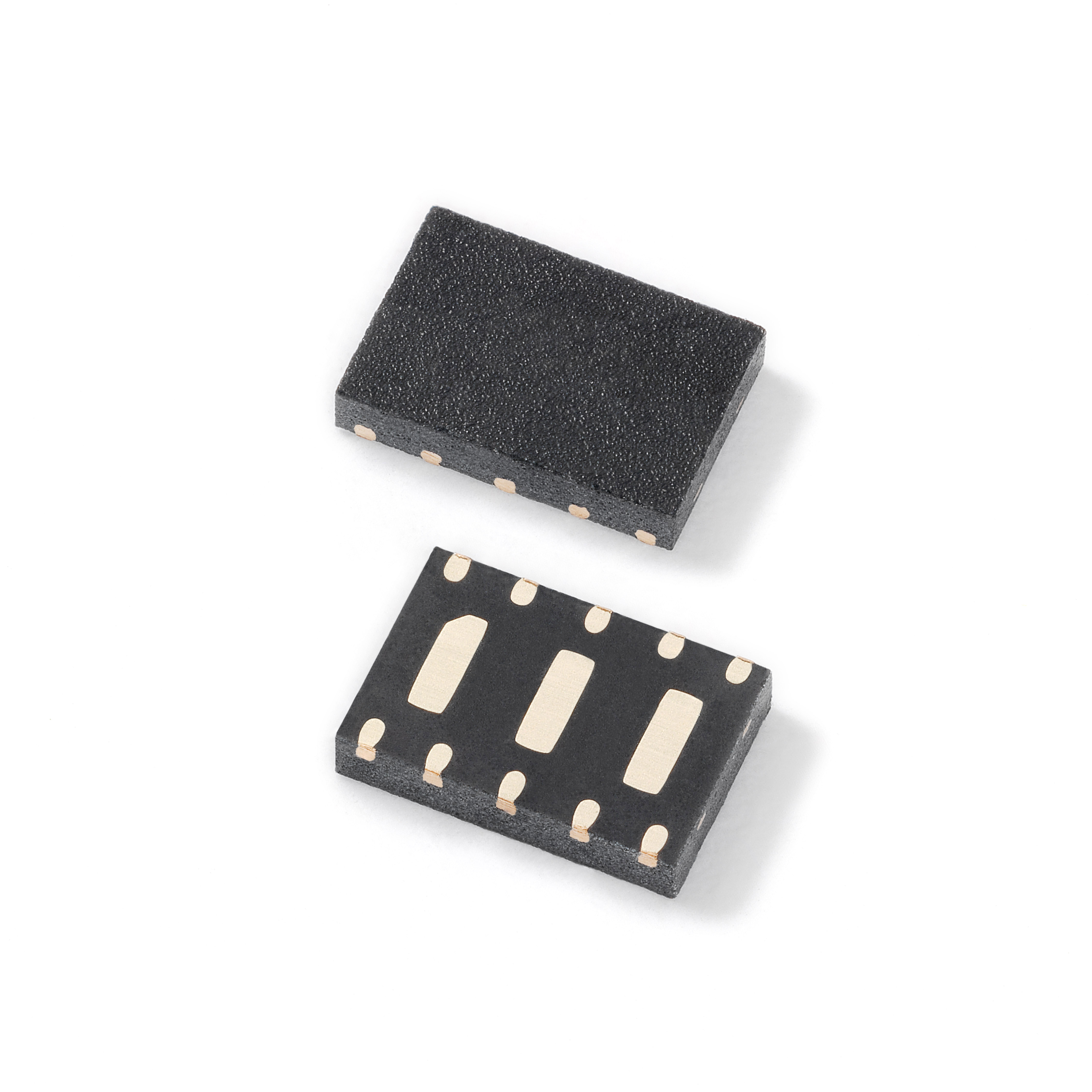 Low-capacitance TVS Diode arrays protect 10GbE against discharge and surge events