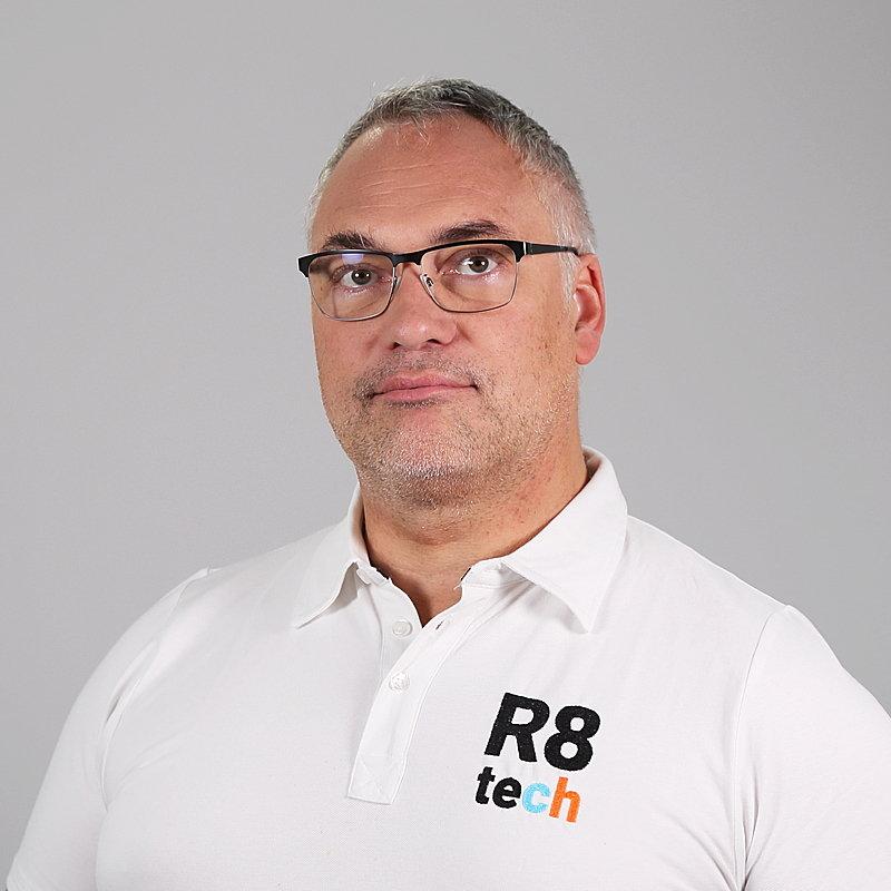 Jonas Linde, Sweden Area Manager