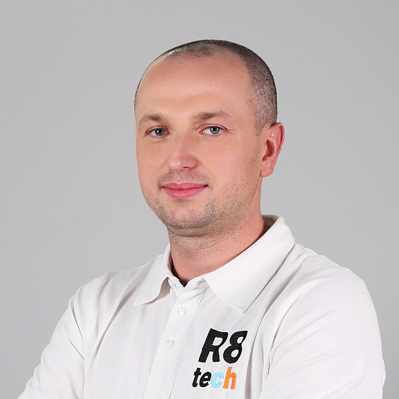 Michal Lom, Czechia Area Manager