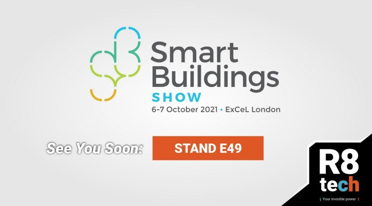 R8 Technology Smart Buildings Show 2021 in London