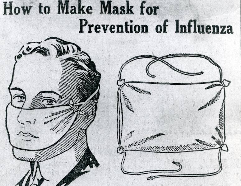 The deadly influenza pandemic of 1918 swept Central Alberta and ...
