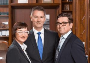 Catrin Knappert, Rainer Kien, Ralf Joedicke