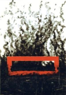 """Titel: Fiktion (aus der Serie """"Schwarze Serie"""")"""