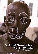 """Ausstellungsbroschüre """"Tod und Gesellschaft"""""""