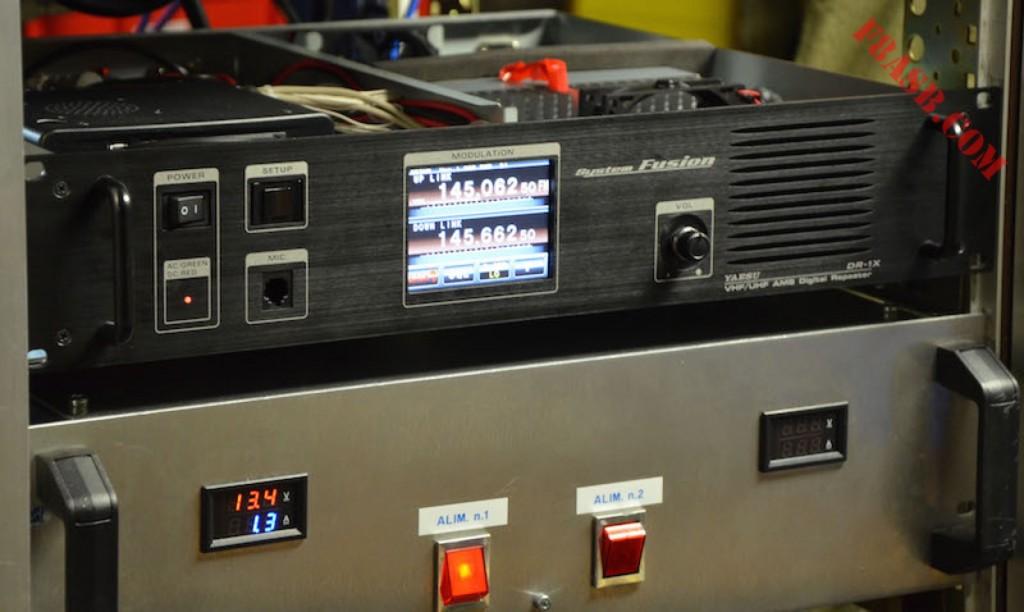 Relais VHF