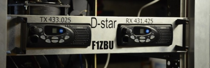 Relais UHF D-STAR