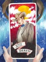 Dr Who tarot 2013