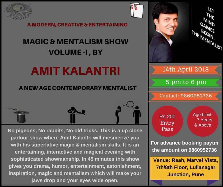 MAGIC-MENTALISM-SHOW-Volume-I-Amit-KalantrI