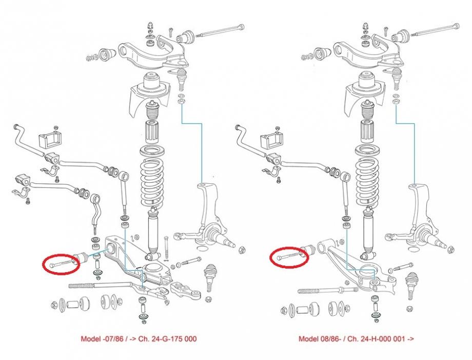 1378-310; Schraube; unten; Bus; T3; Bulli; Typ25