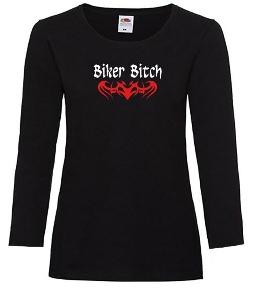biker bitch ladies top