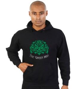 the green man pagan hoodie