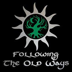 following the old ways pagan design