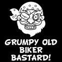 grumpy old biker bastard design