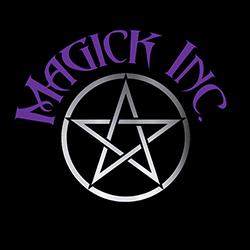 magick inc. pagan design