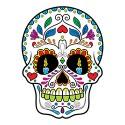 sugar skull design 03