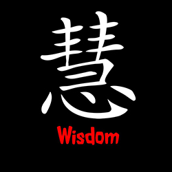 chinese symbol wisdom shirt
