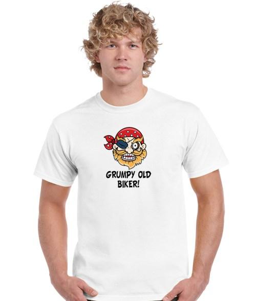 grumpy old biker shirt