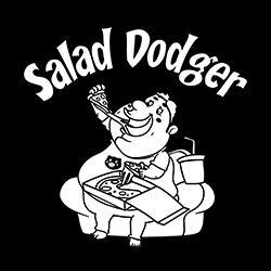 salad dodger funny shirt