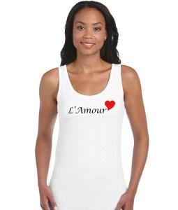 l'amour shirt