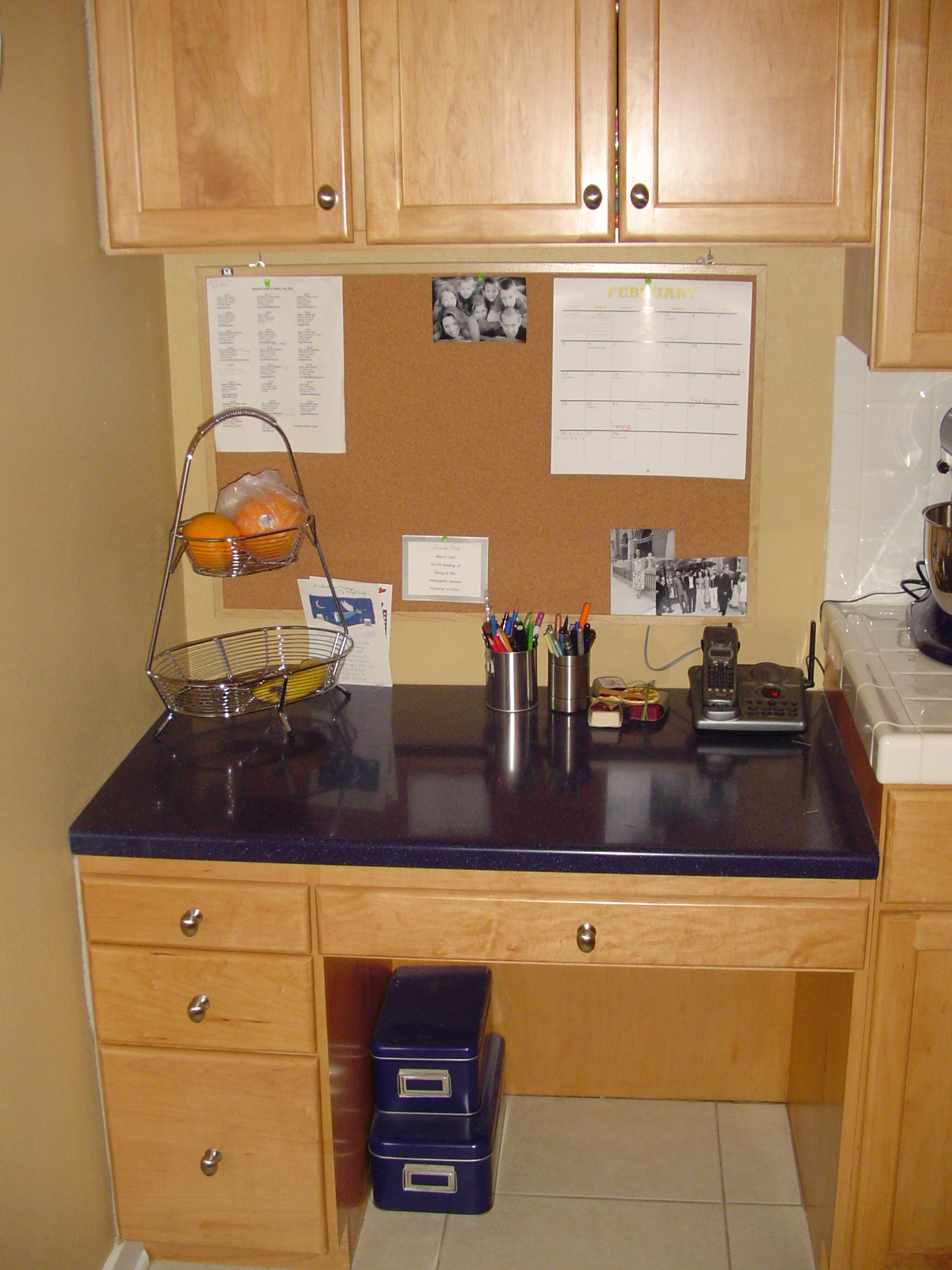 work station kitchen yellow table cabinets raasch enterprises inc