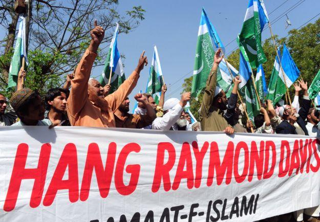 Reaction to Raymond Davis in Pakistan