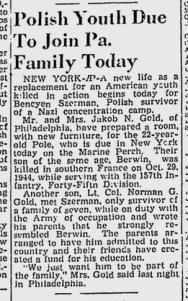 Lewiston Evening Journal, February 1947
