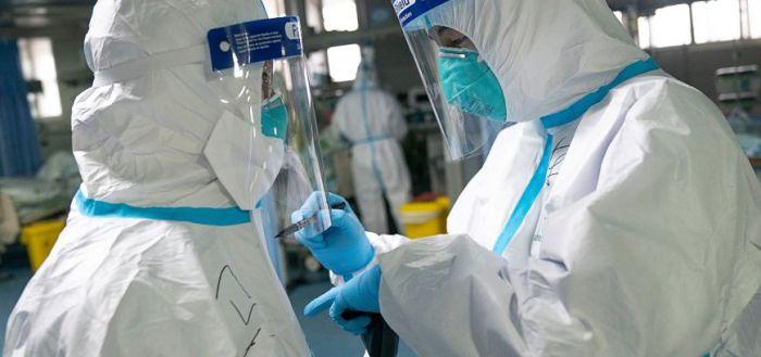 вирус в Китае, эпидемия, Китай