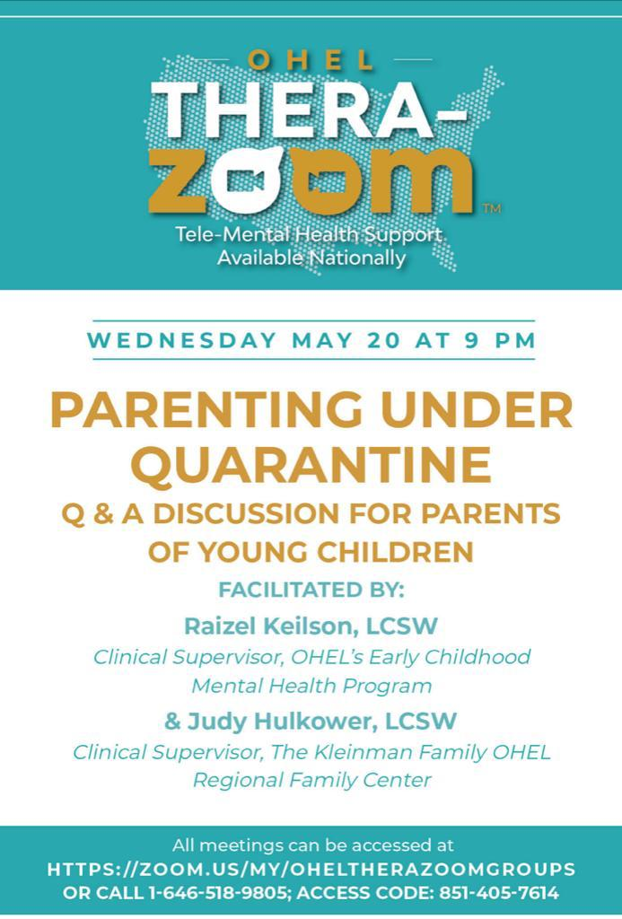 Parenting Under Quarantine_May 20
