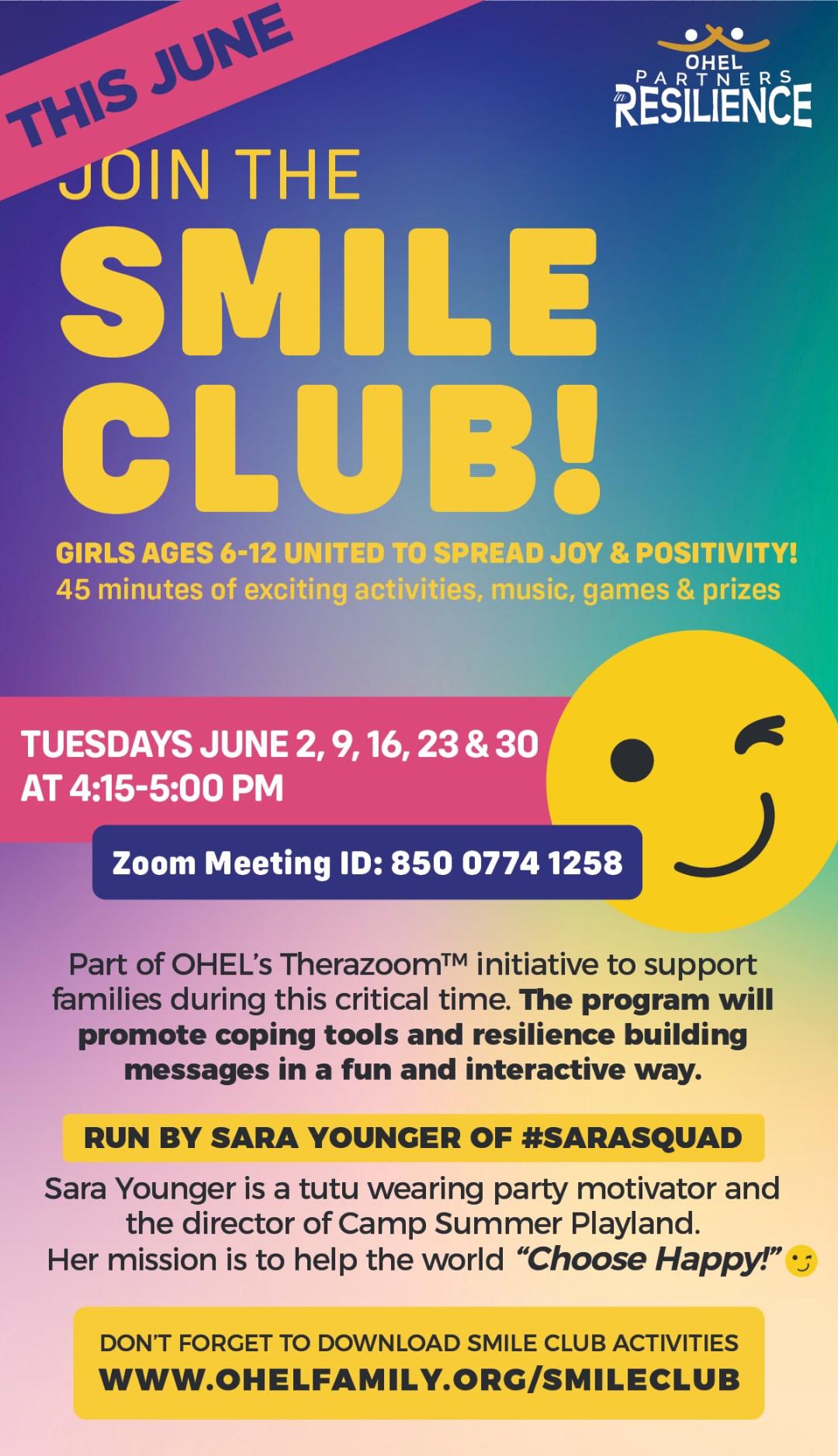 Smile club June