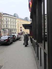 Fur coats aplenty in this town.