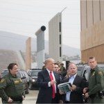 President Trump Border Wall Visit