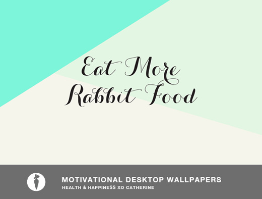 Cute Pink Wallpaper For Phone Motivational Wallpapers 01 Rabbit Food For My Bunny Teeth