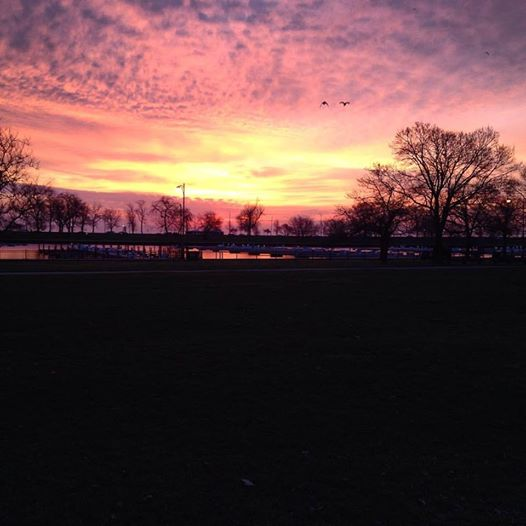 week 12 Boston Marathon Training sunrise