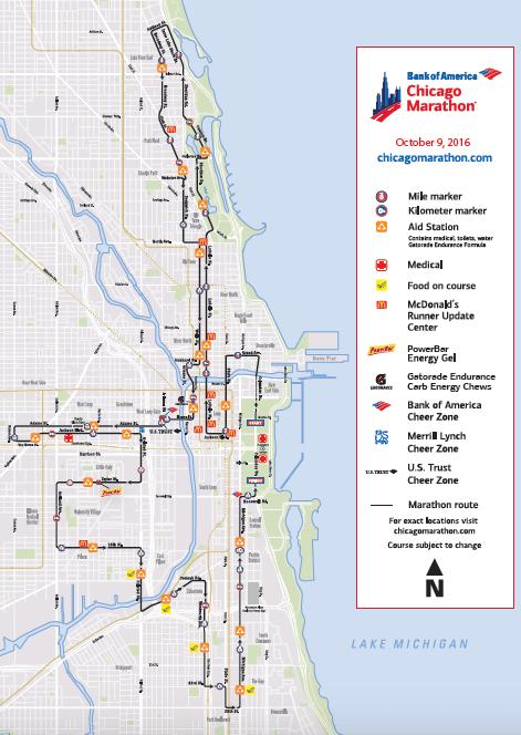 2016 Chicago Marathon Race Recap Rabbit Food Runner