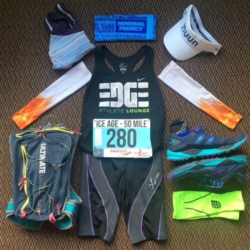 Ice Age 50 mile kit