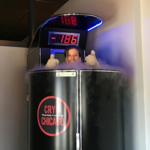 Cryo Chicago Experience review + Giveaway
