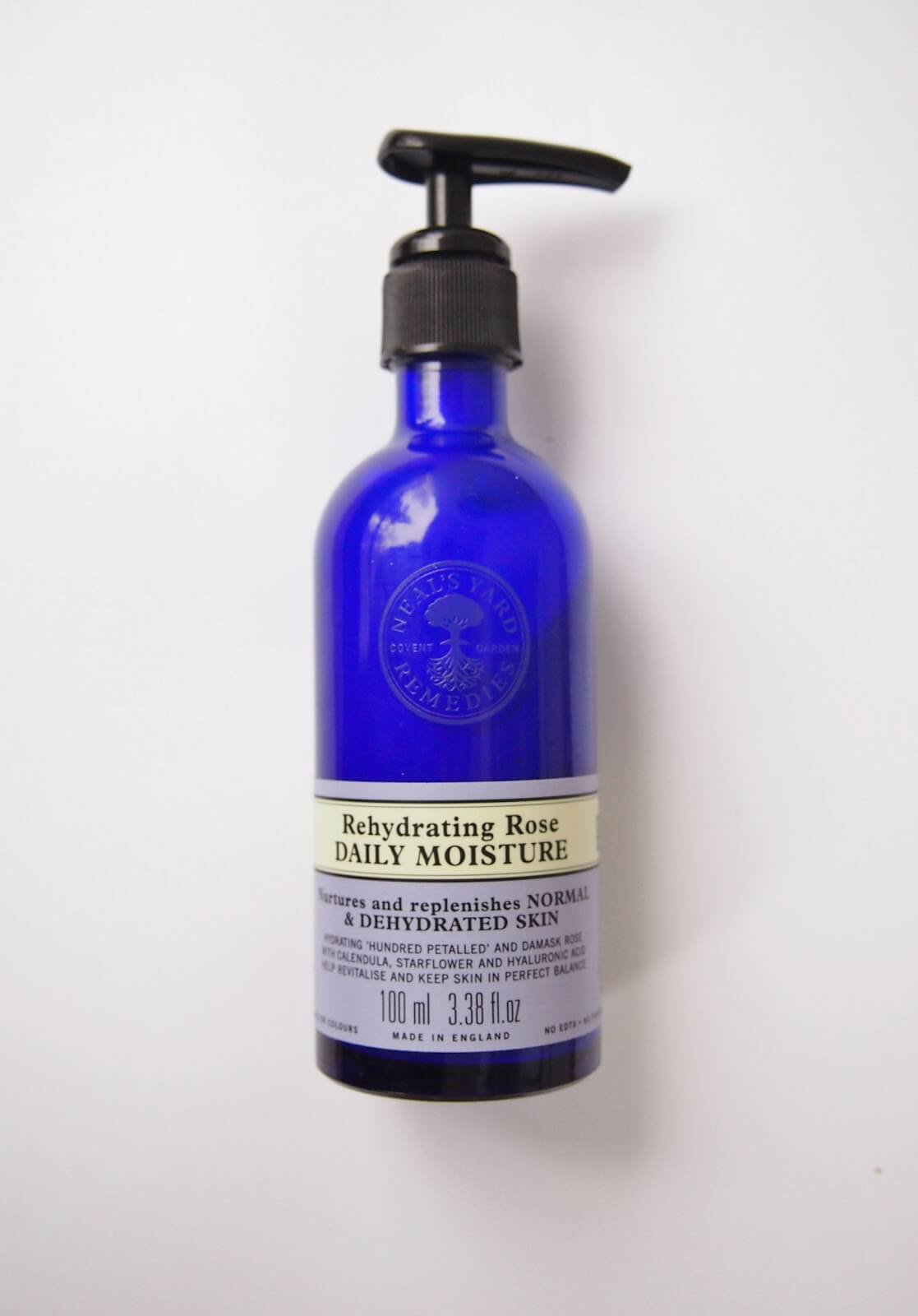 neals yard remedies kosteusvoide