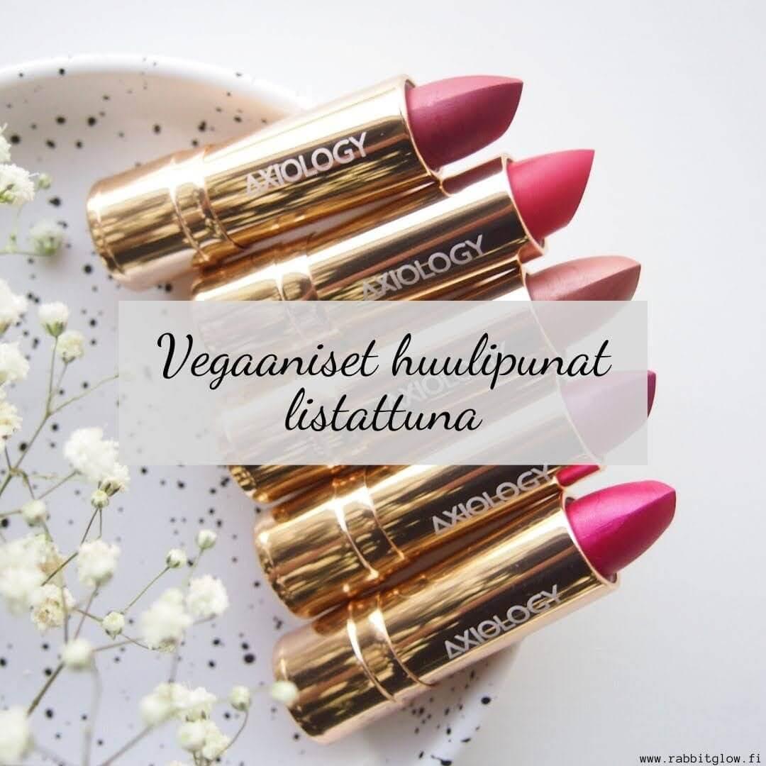 vegaaninen huulipuna