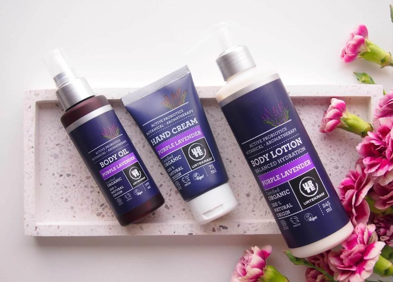 urtekram purple lavender