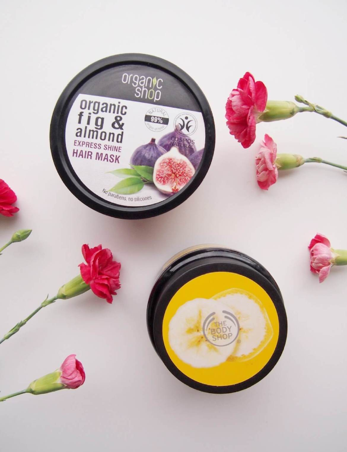the body shop hiusnaamio