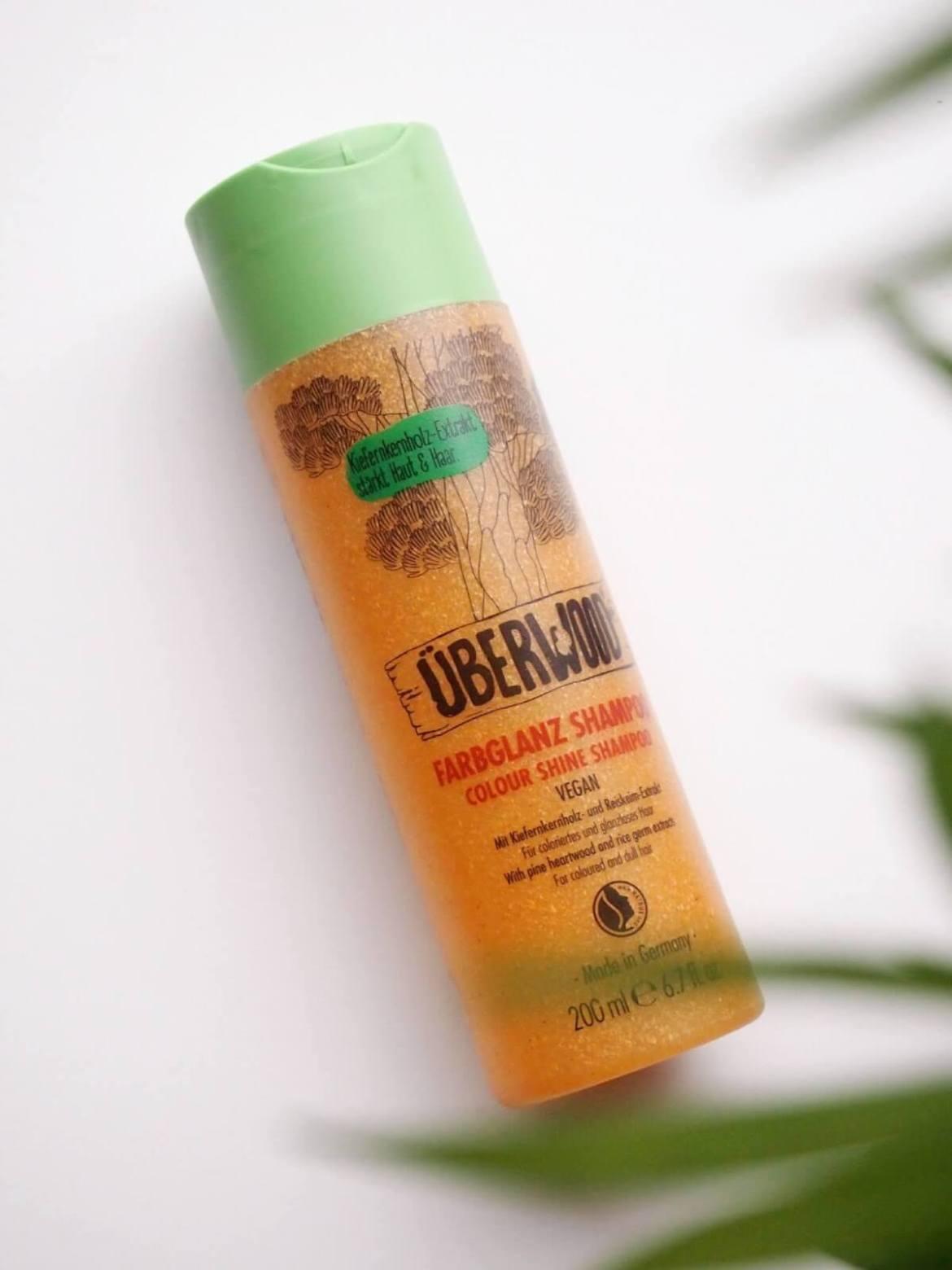 paras luonnonkosmetiikan shampoo