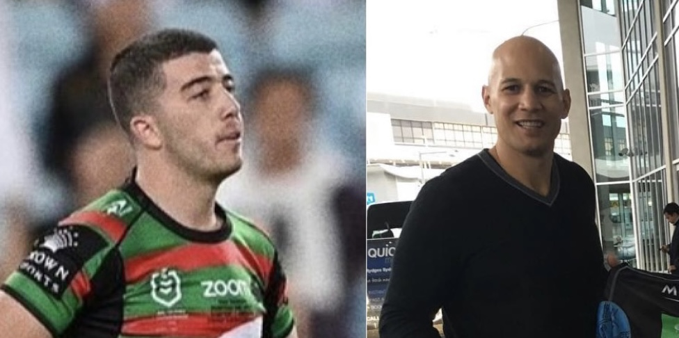 """""""Dean Hawkins is staying at the Rabbitohs"""" Tyran Smith"""