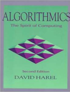 Algorithmics cover