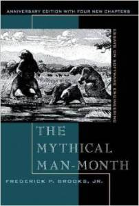 Mythical Man Month cover