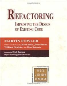 Refactoring cover