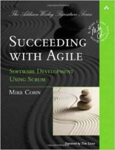 Succeeding with Agile cover