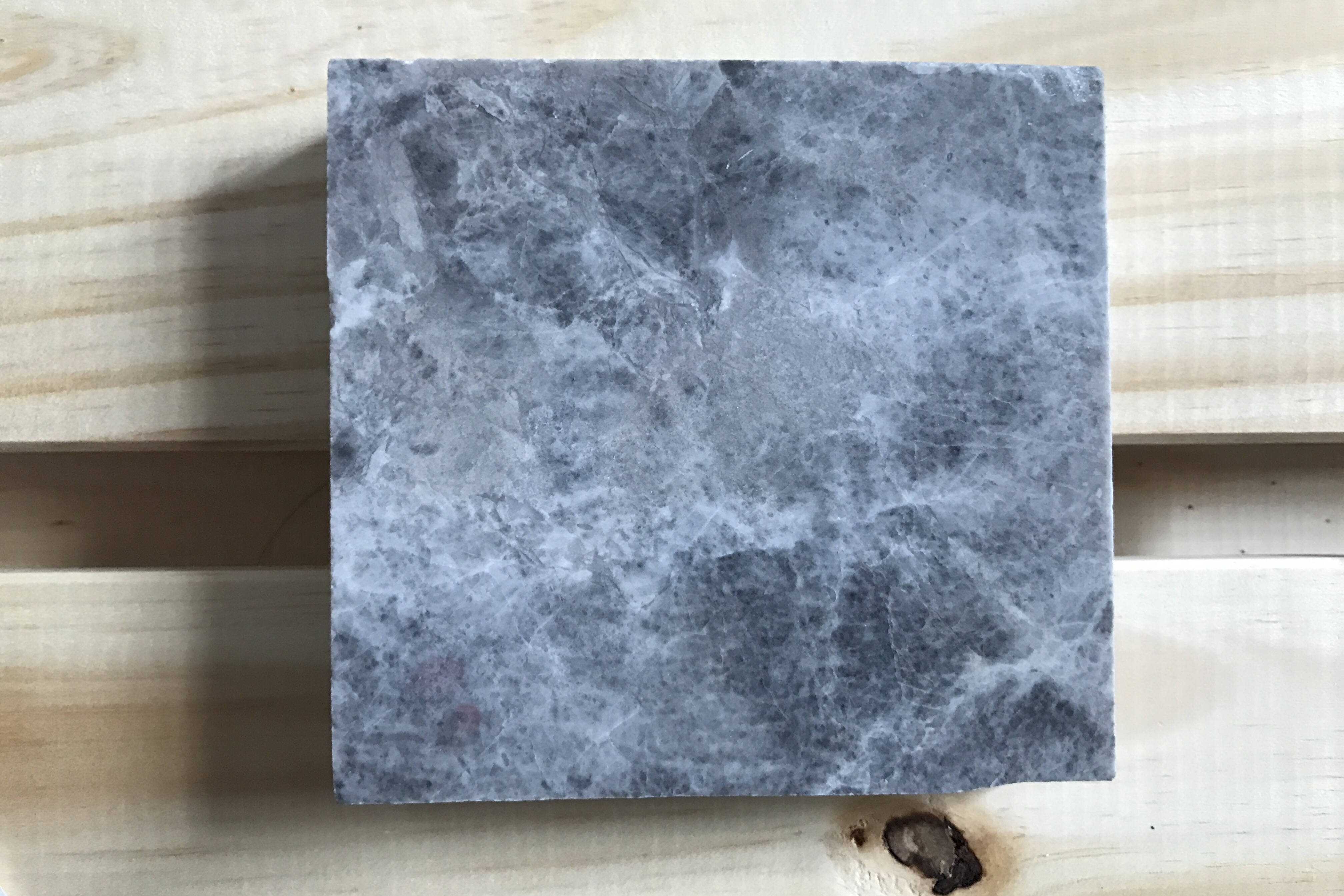 The Silver Marble scratch test