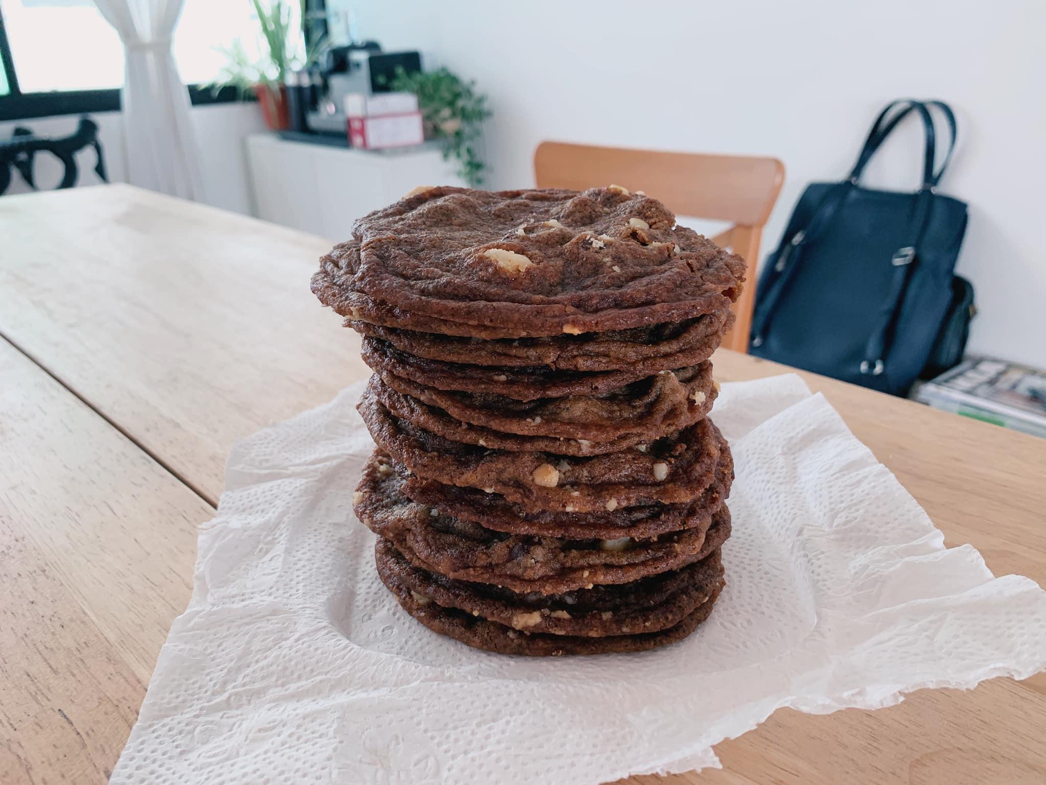 Super Crispy Cookies