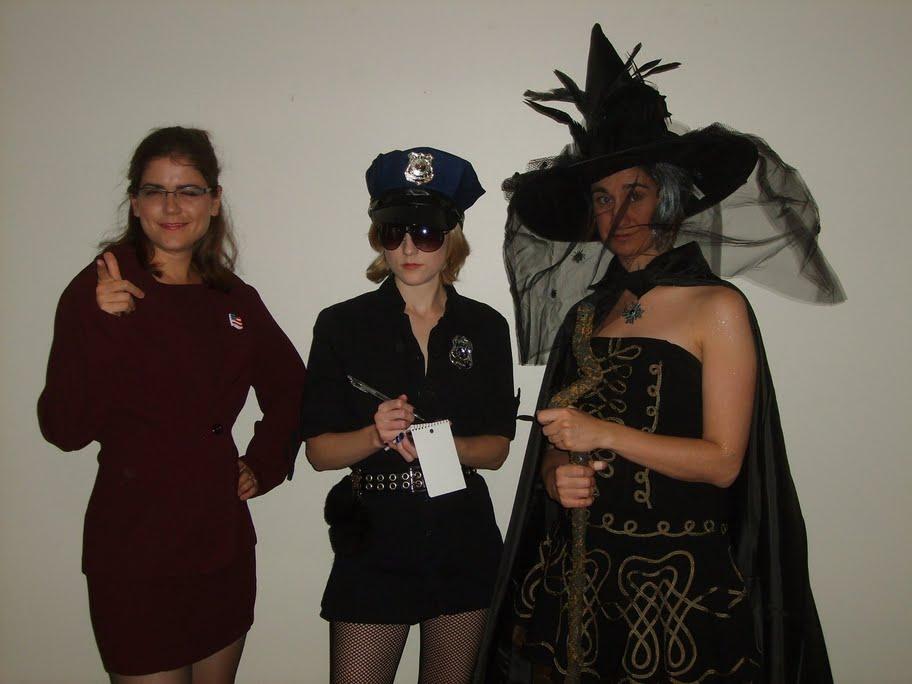 Halloween 08 hot cop